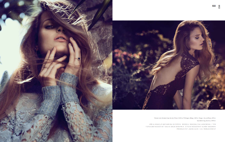 editorial photography see by chloe laura jouve fashion producer barcelona signe vilstrup