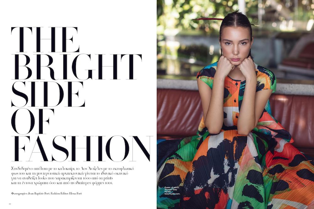 COVER HARPERS BAZAAR AUG_19 Angelina Galt Laura Jouve Goldstein House Fashion producer Public relations 0001